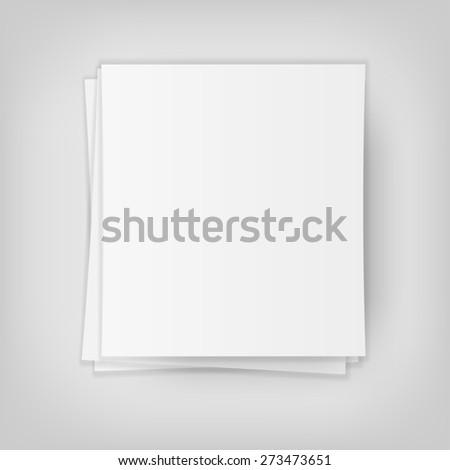 Vector Note Paper #273473651