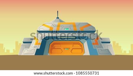 vector nuclear secret bunker of