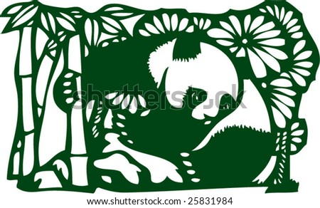 Chinese Patterns Vector Vector of Artistic Chinese