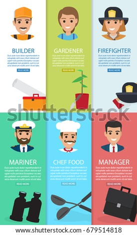 vector of bearded mariner with