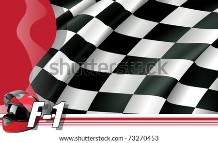 vector of flag of careers of one formulates