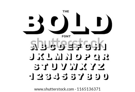 Block Bold Letter Download Free Vector Art Stock Graphics Images