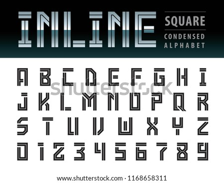 University Font Type Vector - Download Free Vectors, Clipart