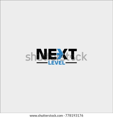 Vector of Next Level Logo
