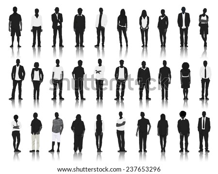 Vector of People