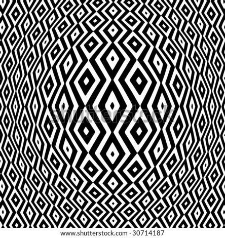 vector - optical art