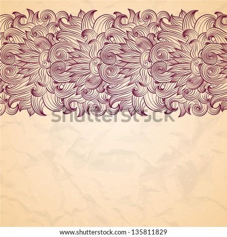 Oriental Border Designs Border Design Template