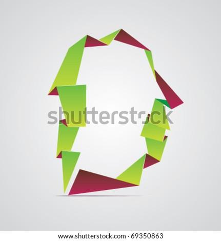 origami faltanleitungen kranich