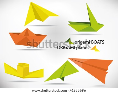 Help with a paper boat