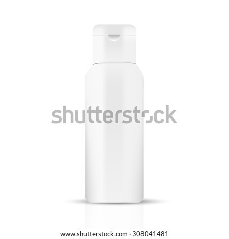 vector packaging  white gray