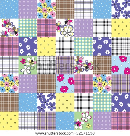 Free Patchwork Patterns | Learning Patchwork