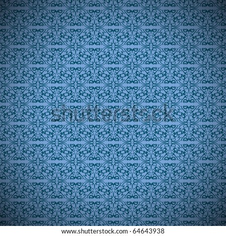 wallpaper black pattern_10. stock vector : Vector Pattern 10 eps