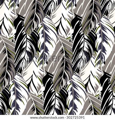 vector pattern inspired by