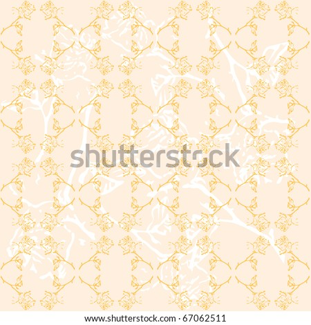 Vector Pattern Rose