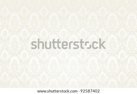 Vector Pattern seamless, light horizontal