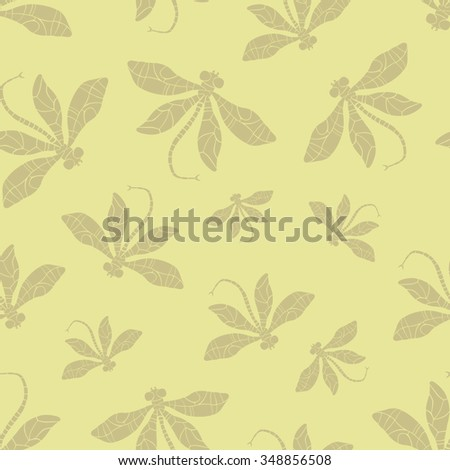 vector pattern with many
