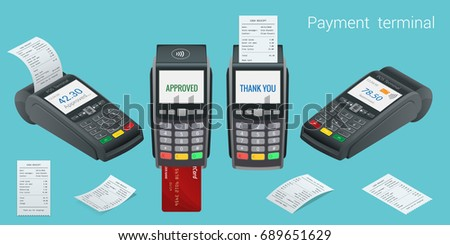 vector payment machine and
