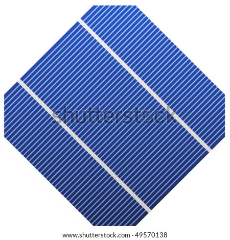 vector photovoltaic cell