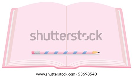 stock-vector-vector-pink-diary-with-striped-pencil-53698540.jpg