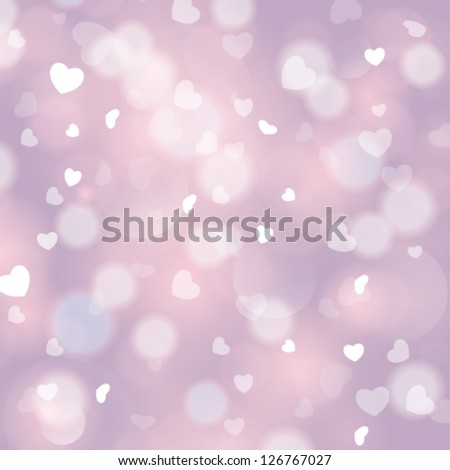 vector pink love abstract