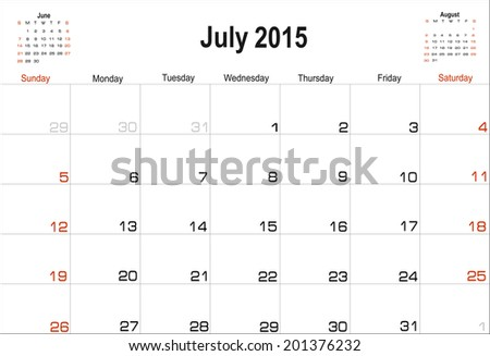 stock-vector-vector-planning-calendar-july