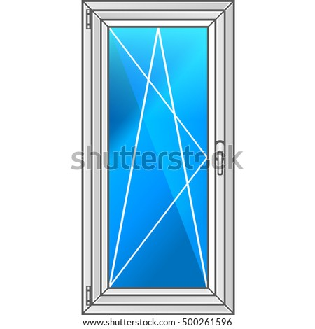 vector plastic windows window