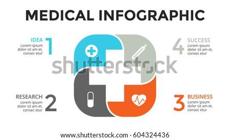 vector plus infographic