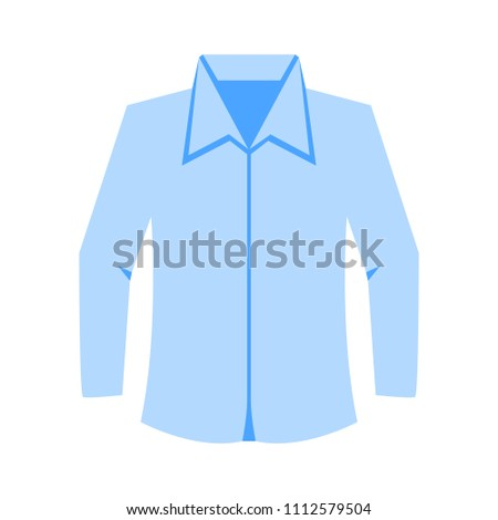 vector polo shirt illustration, fashion design template