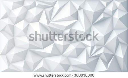 Stock Photo Vector Polygon Abstract Polygonal Geometric Triangle Background