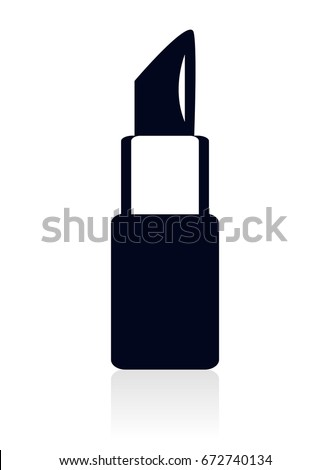 Vector pomade icon isolated on a white background.