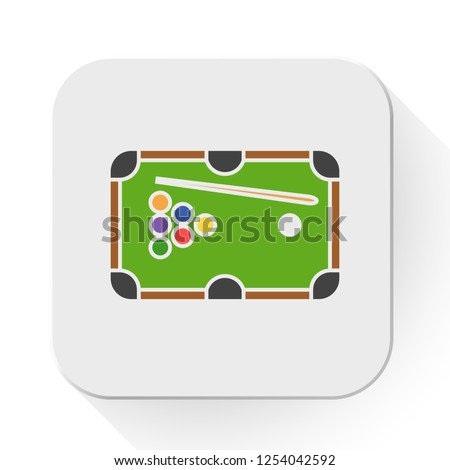 stock-vector-vector-pool-table-icon-flat-illustration-of-billiard-billiard-table-isolated-on-white-background