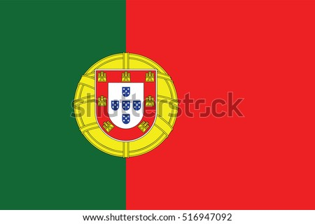 Portugal Map And Flag Free Vector Pack Download Free Vector Art - Portugal map flag