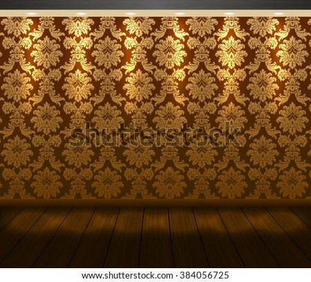 vector presentation baroque