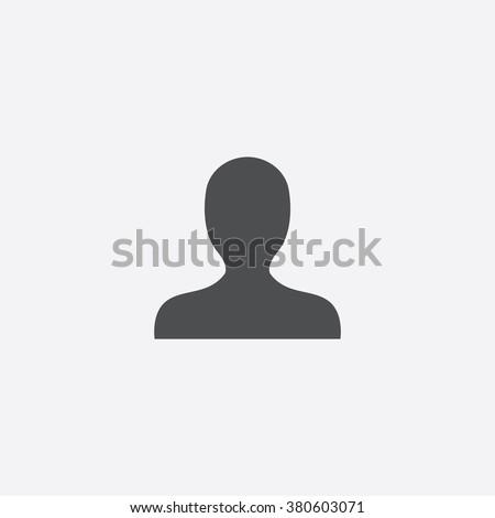 Shutterstock Vector profile Icon