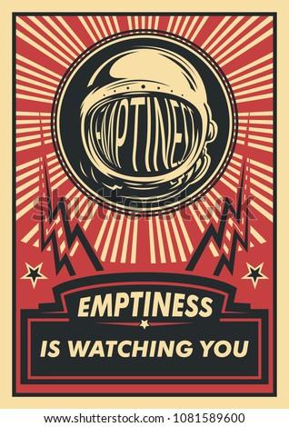 vector propaganda poster obey