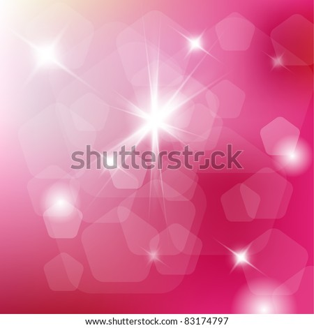 Vector purple abstract background with place for your text - stock vector