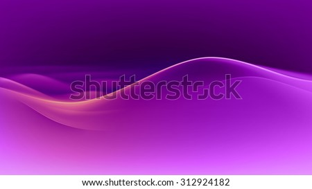 Vector Purple Wave Background - Shutterstock ID 312924182