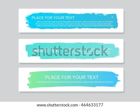 vector quote or text boxes