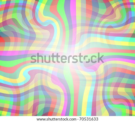 Vector rainbow colorful gradient background