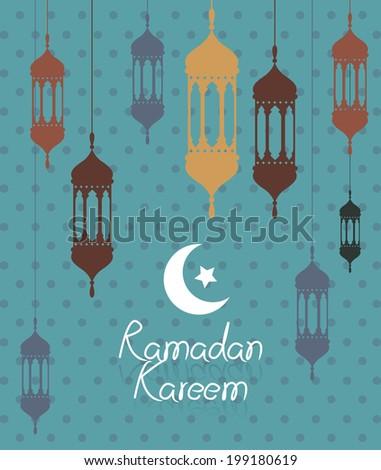 Vector Ramadan Islam