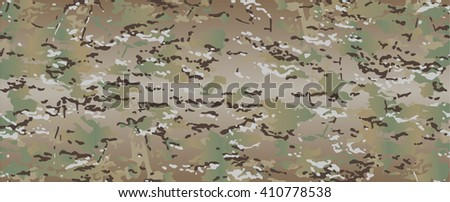 vector realistic camouflage