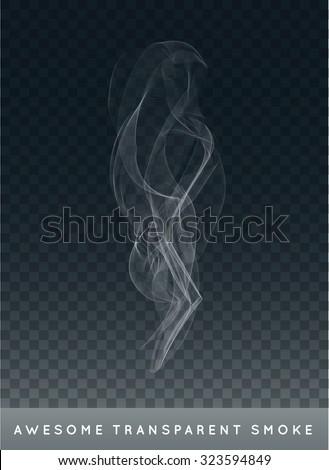vector realistic cigarette