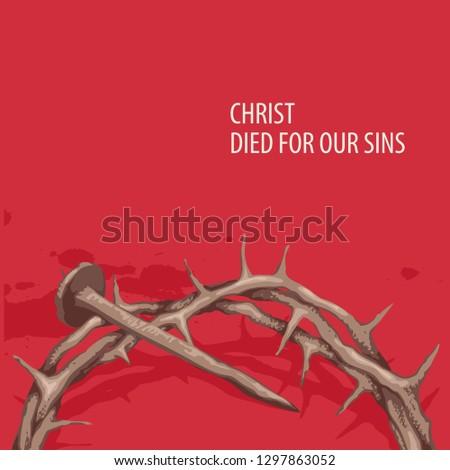 vector religious illustration