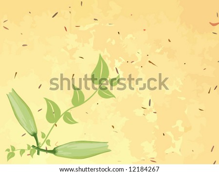Vector Rice Paper Texture
