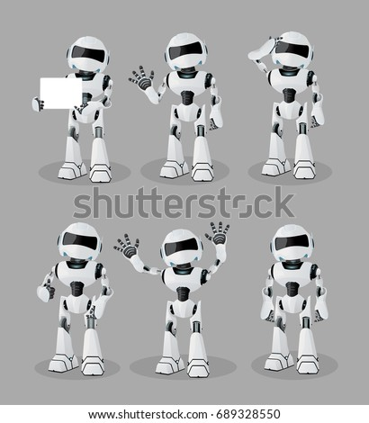 Vector robots