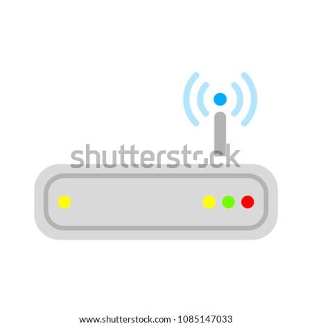 vector router modem...