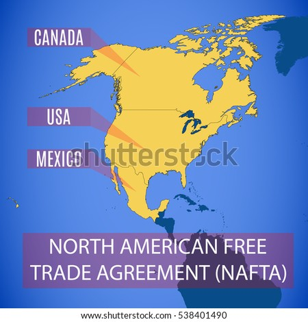 a comparison of north american free trade agreement and outsourcing American free trade agreement (nafta) took effect in january 1994, the   and crs report rl32461, outsourcing and insourcing jobs in the us  in  comparison, mexico's more restrictive tariffs on us and canadian.