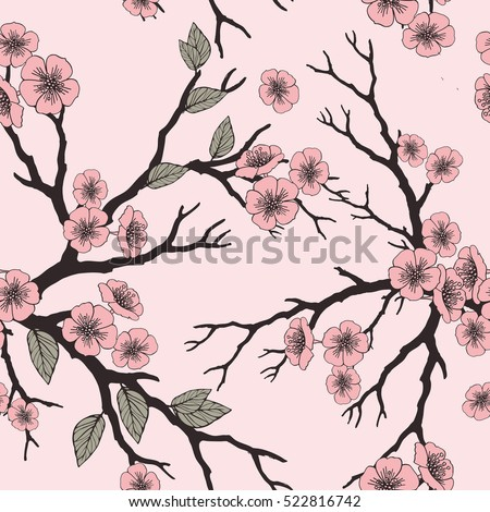 vector seamless background with