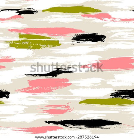 vector seamless bold pattern