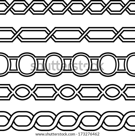 design border lines
